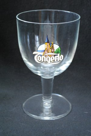 Tongerlo Belgian Beer Glasses, set of 2