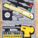 Grip Rachet Tool Set 24pc   (29437)