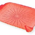 Sinkstation™ Revolutionary Flat Colander for the Sink  (RED)