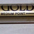 Pilot Metallic Marker MEDIUM  PT GOLD(23-3942)