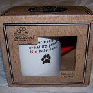 The Precious Pet Collection Let every creature praise... Mug 11oz (Cat)