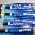 Hunt Painters® Paint Markers MEDIUM POINT BLACK  (7327) 4pc