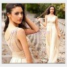 2015 New sexy evening dress, long PROM dress,long bridesmaid dresses