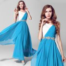 2015 New Mixed colors Bride toast clothing Wedding gown prom gown long sexy formal evening dress