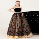 Custom Long skirt for elegant tulle Evening Dresses 2015 Ballroom Gowns