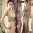 New Chiffon Evening Formal Party Ball Gown a-line Prom Dress