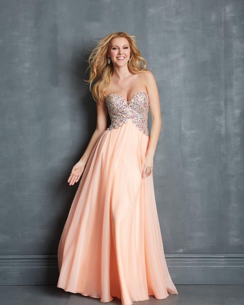 New Evening Dress Backless A-Line Sweetheart floor length Long Tulle evening Dress