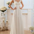 Tulle Wedding Dress Romantic Appliques White Cap Sleeve Sexy A-Line Sweetheart Wedding Dress