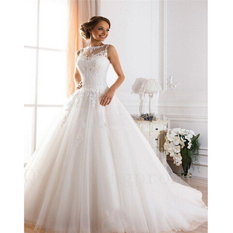 Sexy Backless Sweetheart Long White Mermaid Lace Wedding Dress Sleeveless Bride Dress