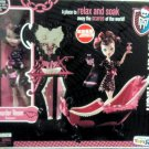 Monster High Power Room and Draculaura Figure Exclusive TRU