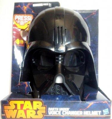 Hasbro Star Wars Darth Vader Voice Changing Helmet Mask