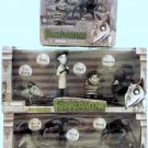 Frankenweenie By Tim Burton After Life Sparky Wererat Cat Hamster Lot of 3 Rare