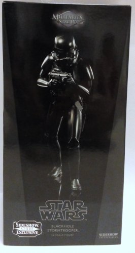 Star Wars Sideshow Blackhole Trooper 1/6 Scale 12 Inch Figure
