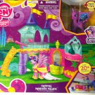 My Little Pony MLP Crystal Princess Palace Playset NEW