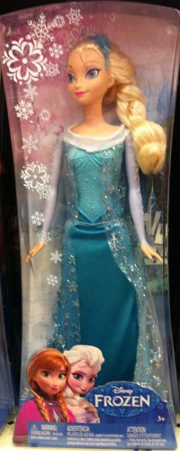 Disney FROZEN Elsa of Arendelle 12 inch Doll Figrue