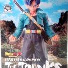 Banpresto DragonBall Z Master Stars Piece The Trunks