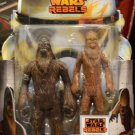 Star Wars Rebels Wullffwarro Wookiee Warrior 3.75 inch Figure 2014