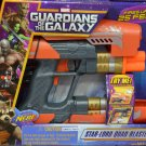 Hasbro Guardians of the Galaxy Nerf Star-Lord Quad Blaster Rocket Gun