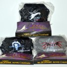 Sega Nightmare Before Christmas Cap Lot of 3