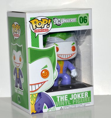 Funko POP DC Universe Joker Vinyl Figure 06