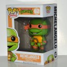 Funko POP TMNT Michelangelo Bobble Head Figure 62