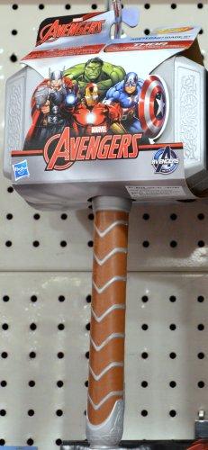 Marvel Avengers Age of Ultron Thor Hammer 2015