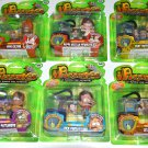 iPuzzones GIG Figures Lot of 10