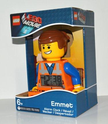 Lego Movie Lego Clock Emmet Digital Alarm Clock