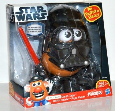 Star Wars Playskool Mr Potato Head Darth Tater