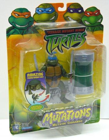TMNT Mutation Leonardo Plus Ooze