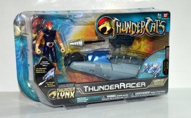 Bandai Thundercats Thunderacer Thunder Lynx Lion-O 3.75 Figure