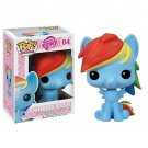 Funko Pop My Little Pony Rainbow Dash Bobble Head Figure 04