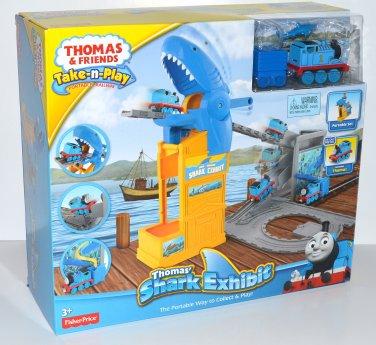 Fisher Price Thomas & Friends Shark Exhibit New