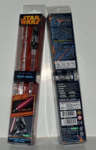 Kotobukiya Star Wars Darth Vader Light-up Lightsaber Chopsticks