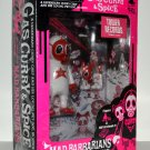 Toy2R Mad Barbarians Gas Curry & Spice 2 Figures