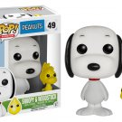 Funko Pop Snoopy Woodstock Bobble Head Figure #49