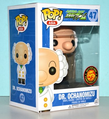 Funko Pop Dr Ochanomizu Vinyl Figure #47 Asia Exclusive 2015