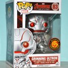 Funko Pop Grinning Ultron Vinyl Figure #83 Asia Exclusive 2015