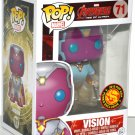 Funko Pop Marvel Avengers Age of Ultron Vision Vinyl Figure #71 Asia Exclusive 2015