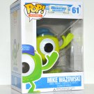 Funko POP Disney Monsters University Mike Wazowski Vinyl Figure #61