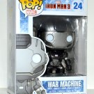 Funko POP Marvel Iron Man 3 War Machine Vinyl Figure #24