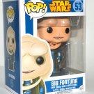 Funko Pop Star Wars Bib Fortuna Vinyl Bobble Head Figure #53