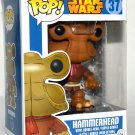 Funko Pop Star Wars Hammerhead Vinyl Bobble Head Figure #37