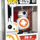 Funko Pop Star Wars BB-8 Vinyl Bobble Head Figure #61