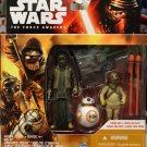 Star Wars Episode VII Force Awakens Unkar's Thug Brute D'unkar Figure 2 Pack