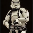 Sideshow Star Wars Clone Trooper Deluxe Shiny 1/6 Scale Figure