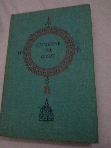 1957Collectible Catherine the Great Landmark Excellent Vtg HC Katharine Scherman