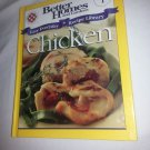 Better Homes & Gardens Easy Everyday Recipe Library Volume 1 Chicken HC 2000