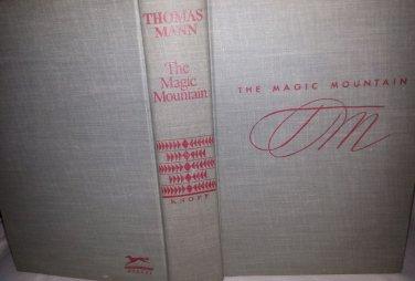THOMAS MANN THE MAGIC MOUNTAIN DJ/HC