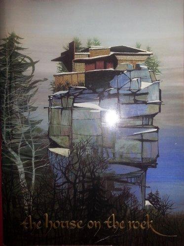 1997 Vtg The House on the Rock Souvenir Spring Green WI Alex Jordan Architect